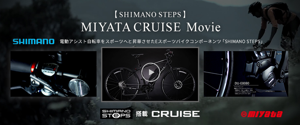 MIYATA CRUISE Movie